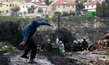 إصابة بالرصاص المعدني خلال قمع الاحتلال مسيرة كفر قدوم الأسبوعية