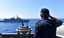 مناورات عسكرية تركية في شرق المتوسط