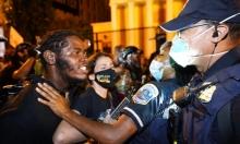 """ترامب يصف المتظاهرين الأميركيين السود بـ""""البلطجيّة"""""""