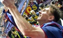 مشجعو نادي برشلونة يعبرون عن حزنهم بمغادرة #ميسي