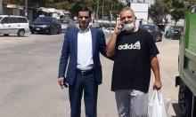 الأردن: إطلاق سراح رسام الكاريكاتير #عماد_حجاج