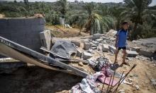 الاحتلال يقصف في غزة ويقتحم مستشفى في الخليل