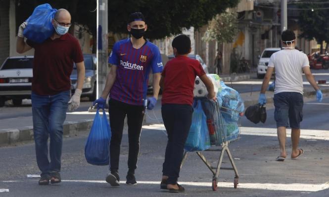 الصحة الفلسطينية: 7 وفيات و875 إصابة جديدة بكورونا