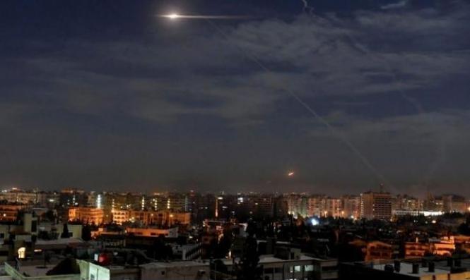 قتلى وجرحى في عدوان إسرائيلي على مواقع في سورية