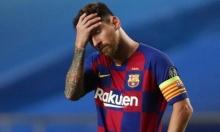 ميسي يواصل الغياب عن تدريبات برشلونة