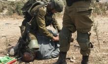 اعتداءٌ للاحتلال على مسنٍّ فلسطينيّ يُعيد إلى الأذهان مقتلَ الأميركيّ جورج فلويد