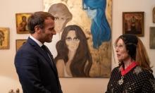 ماذا وعد الرئيس الفرنسي فيروز؟