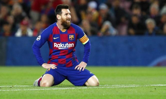 هل يعاقب برشلونة ميسي بسبب تمرده؟