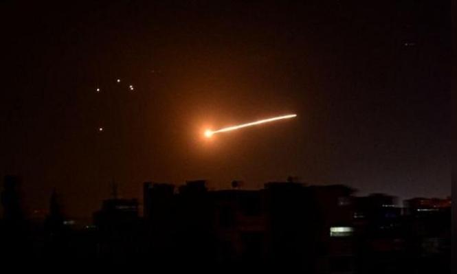 11 قتيلا جراء العدوان الإسرائيلي على مواقع بسورية