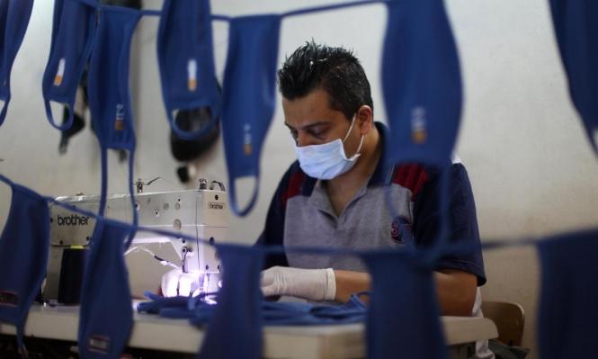 الضفة وغزّة: 8 حالات وفاة و566 إصابة جديدة بفيروس كورونا