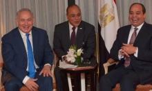 السيسي يعبر لنتنياهو عن مباركته التحالف الإماراتي - الإسرائيلي