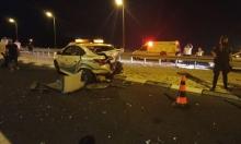 مصرع فائد دبور من بيت جن و4 إصابات بحادثي طرق
