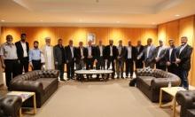 هنية في بيروت للمشاركة في مؤتمر الفصائل الفلسطينية