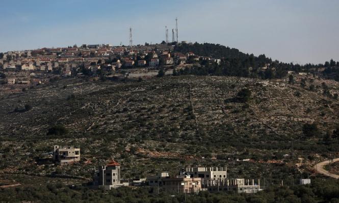 الحكومة الإسرائيلية تسعى لسن قانون يمنع إخلاء مستوطنة