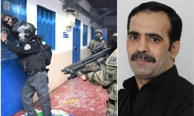 """استشهاد الأسير داوود الخطيب في سجن """"عوفر"""" واستهداف الأسرى بالغاز"""