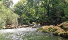 شمالي البلاد: تلوث أنهار والتحذير من السباحة فيها