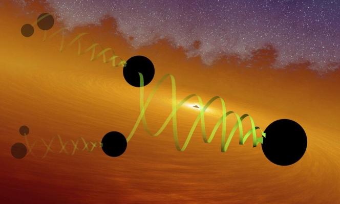 اكتشاف أبعد وأقدم ثقب أسود يفتح النقاش مجددًا حول الكون