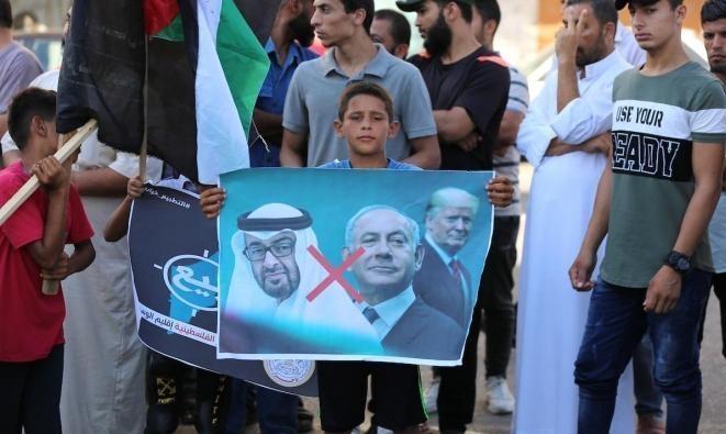 معادلة نتنياهو: أرض فلسطينية وتطبيع عربي مقابل سلام إسرائيلي