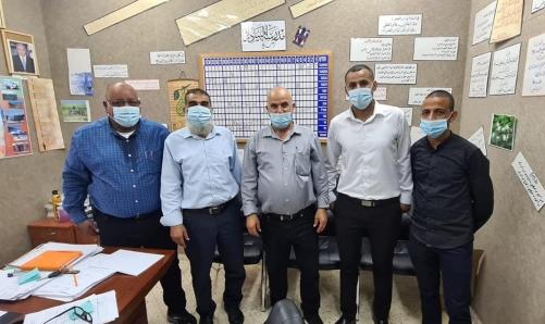 معلمتان مصابتان بكورونا درستا طلابا في رهط وحورة