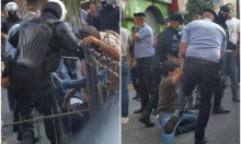"""الأمن الفلسطيني يفرق مظاهرة وسط رام الله ضد """"سيداو"""""""