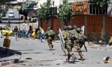 مواجهات في جنين: قوات الاحتلال تصيب وتعتقل شابين