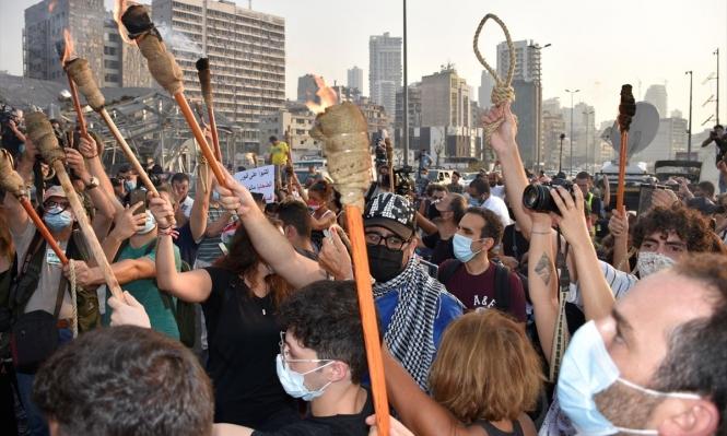 شهر على انفجار مرفأ بيروت: إحياء لذكرى القتلى