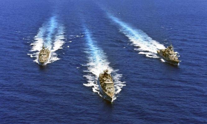 """أنقرة تعلن إجراء مناورات مشتركة مع """"قبرص التركية"""" في البحر المتوسط"""