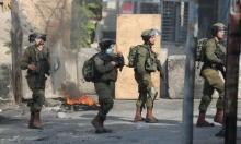 مواجهات واعتقالات بالضفة والاحتلال يستهدف الأراضي الزراعية بغزة