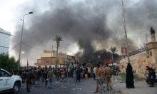 استهداف مطار بغداد بهجوم صاروخي