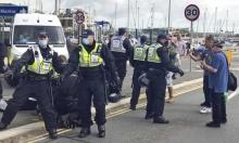 """بريطانيا: قتيل وجريحان بحوادث طعن """"عشوائي"""""""