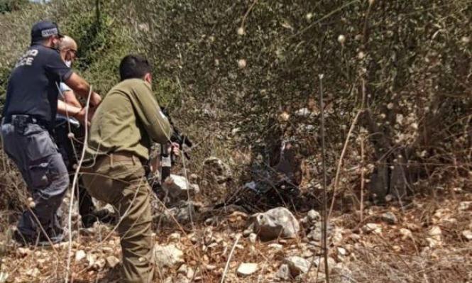 الاحتلال يطلق النار على فلسطيني بزعم أنه حاول تنفيذ عملية طعن