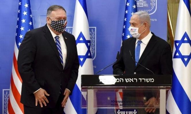 أميركا: الإمارات وإسرائيل تتفقان على تشكيل تحالف ضد إيران