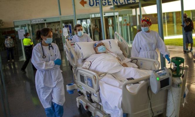 كورونا عالميا: 200 ألف إصابة آخر 24 ساعة