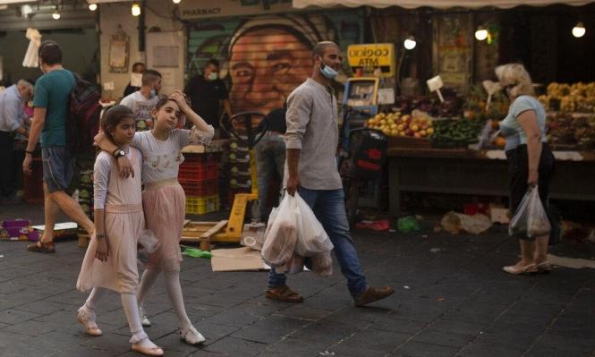 الصحة الإسرائيلية: وفاتان بكورونا اليوم و1493 إصابة جديدة أمس