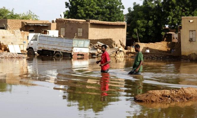 السودان: اتّفاقيةلتعزيز مواجهة السيول المُتسببة بمصرع أكثر من 100 شخص