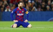 ميسي يعود إلى تدريبات برشلونة