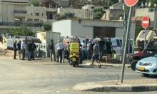 دير حنا: مصرع امرأة سقطت عن علو