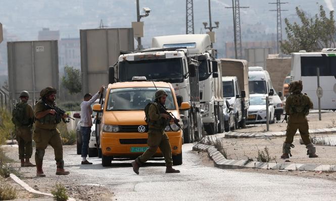 لليوم الثاني: اعتداءات للمستوطنين قرب نابلس وإغلاق حاجز حوارة