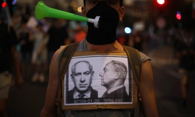 استطلاع: استياء من إدارة نتنياهو لأزمة كورونا واليمين يعزز قوته