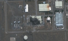 إيران تبدأ بتشييد مبنى لإنتاج أجهزة طرد مركزي قرب محطة نطنز