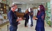 أم الفحم: تعليق التعليم في مدرسة وإدخال معلمين وطلاب للحجر الصحي