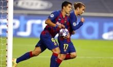 سواريز يرد على إمكانية الرحيل عن برشلونة