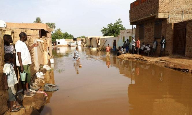 فيضانات السودان تهدد مبانٍ أثرية تعود لـ7 قرون قبل الميلاد