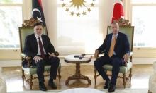 مفاوضات تركية ليبية للتنقيب عن النفط والغاز