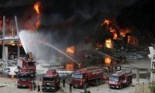 """عون: حريق مرفأ بيروت""""قد يكون عملا تخريبيا مقصودا"""""""