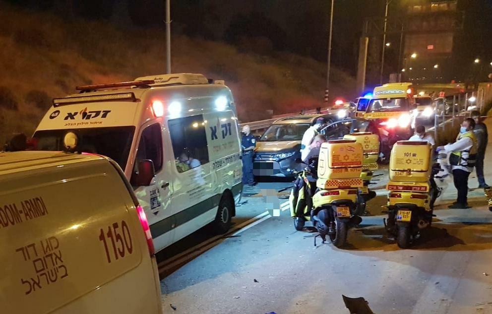 مصرع شاب وإصابة آخرين بحادث طرق قرب الرملة