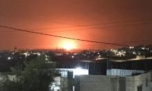 الأردن: انفجارات في مستودع للذخيرة في الزرقاء