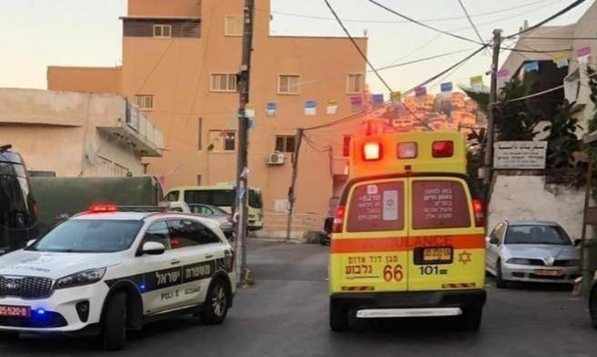 اللقية: إصابة خطيرة في جريمة إطلاق نار