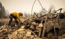 حرائق الولايات المتحدة تقتل عشرات الأشخاص وتتلف ملايين الأراضي