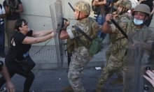 بيروت: إصابات بمواجهات بين قوى الأمن ومطالبين برحيل عون